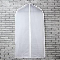 PEVA 지퍼식 옷커버세트(중)3p/남방 옷보관 옷커버