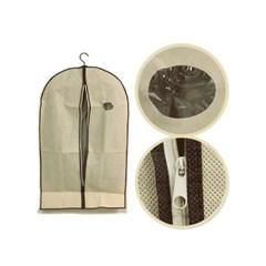 부직포 지퍼식 옷커버(소)/양장점납품용 세탁소납품