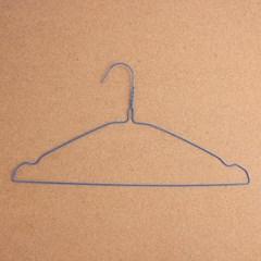 초슬림 스틸 옷걸이 10개/옷장옷걸이 상의 바지걸이