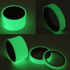야간 빛 반사 야광 시트지 스티커 테이프 5cm (3m)_(1387911)