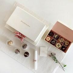 발렌타인 디비디 초콜릿 만들기 세트 - Lovely (ver.II)