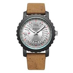 [쥴리어스 옴므] JAH-111 남성시계 손목시계 가죽밴드