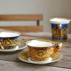 [런던케이트]로얄크라운 커피잔 머그_(1871949)