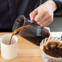 [칼딘] 내열유리 드립서버 커피서버 CD01 300ml