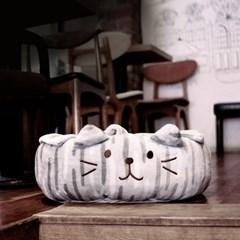 [그레이독] 그레이캣 블랭킷 극세사방석