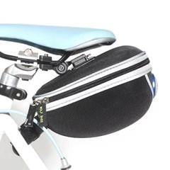 울프베이스 자전거 안장가방/후미등장착 자전거가방