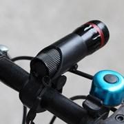 LED 자전거 안전등/전조등 후미등 자전거라이트