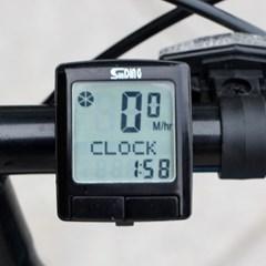 18기능 디지털 속도계 자전거속도계