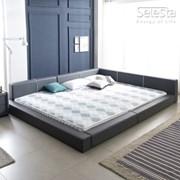 가드 저상형 패밀리침대 Q+SS 침대프레임