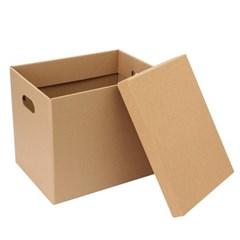 DIY 크라프트 종이박스(39x29cm)/ 종이정리함