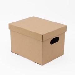 DIY 크라프트 종이박스(29.5x23cm)/ 종이정리함