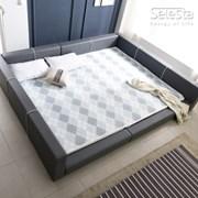코지 저상형 패밀리침대 Q+SS 침대프레임