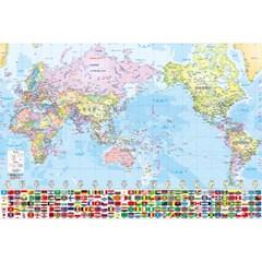 아주 특별한 세계지도 퍼즐 190PCS 재밌는 도전