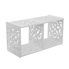 아트 문양 인테리어 벽선반 / DIY조립 수납선반