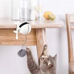 고양이행동유발장난감 움직이는 고양이장난감 자동 캣요요볼