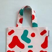 swan mini bag