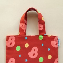 book-red mini bag