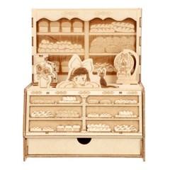 [마녀배달부 키키] ki-gu-mi(빵집)(Wooden Art)
