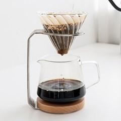 [칼딘] 데일리 커피 드립스탠드 드립스테이션 HS-02+드립포트 증정
