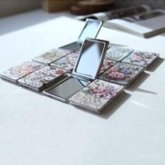 플로라 사각 거울 (랜덤디자인)