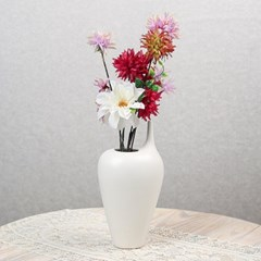 [아트피플-V67]진스 도자기 인테리어 꽃병/도자기화병