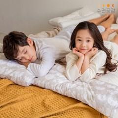 [수면공감] 우유베개 키즈&주니어 유아 아동 어린이베개