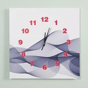 물빛 인테리어 벽시계/선물용 거실 벽걸이시계