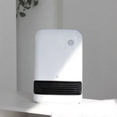 아이리스세라믹히터/전기온풍기/난로 화이트 JCH-12TD3