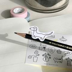 드로잉스티커 02 drawing stickers 02