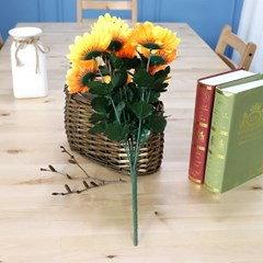 3+2행사 10대국화 인테리어조화 부쉬 고급조화 산소꽃 성묘꽃