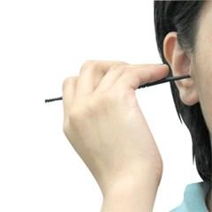나선형 고무 귀이개