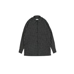 Over shirt - black
