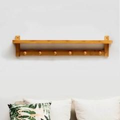 트로이 벽걸이 선반(브라운)/벽선반 선반받침대