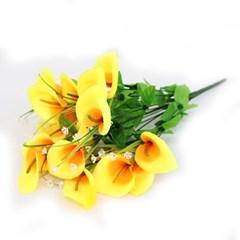 3+2행사 카라 인테리어조화 부쉬 고급조화 산소꽃 성묘꽃
