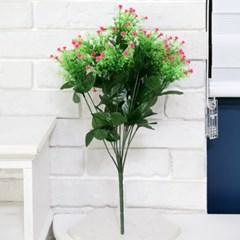 3+2행사 안개 인테리어조화 부쉬 고급조화 산소꽃 성묘꽃