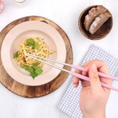 모던 커트러리 스모키 - 한식수저 1벌 5color