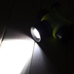LED 방수 헤드랜턴/헤드라이트 캠핑랜턴 후레쉬