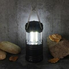 COB LED 풀업 캠핑랜턴 /슬라이드 캠핑램프