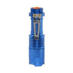 파워킹 LED 줌라이트 후레쉬/ 미니 손전등