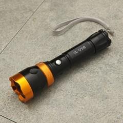 10W LED  줌 손전등/등산 낚시 캠핑용 LED후레쉬 랜턴