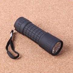 14구 LED 손전등 후레쉬/캠핑용 LED후레쉬 휴대손전등