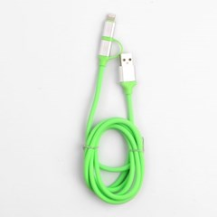 듀오 5핀 8핀 충전케이블/스마트폰충전 아이폰케이블