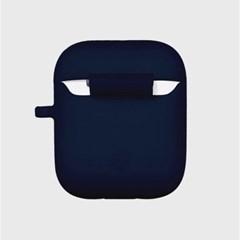 [에어팟젤리]Blue dolphin-Navy