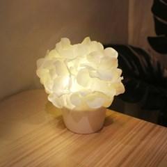 NEW 프리티 수국 LED 무드등