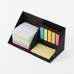 아트스케치 펜꽂이 메모지세트 / 3종 박스 메모지함