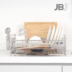 JBJ 올패키지 1단 세로형 식기건조대 (대바스켓)