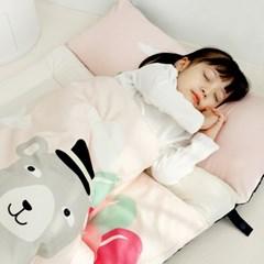 벨보이 스튜디오 리버시블 양면 어린이집 낮잠이불 세트