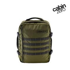 [캐빈제로] 백팩 밀리터리 28L/배낭가방/가방_그린_(1559902)