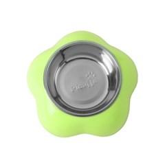 플로우 애견식기(그린) / 애견밥그릇