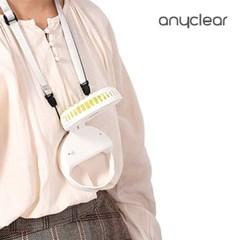 애니클리어 휴대용 충전식 USB 넥밴드팬 목걸이선풍기 PDB-MF55